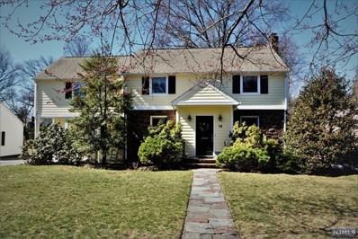 19 BELMONT Road, Glen Rock, NJ 07452 - MLS#: 1811897