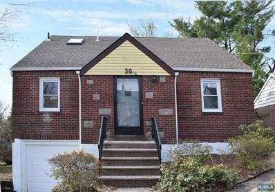36 DOHRMAN Avenue, Teaneck, NJ 07666 - MLS#: 1813268