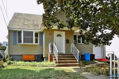 43 DAWSON Avenue, Clifton, NJ 07012 - MLS#: 1814331