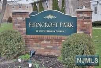 66 S FRANKLIN Turnpike UNIT 12, Ramsey, NJ 07446 - MLS#: 1814862