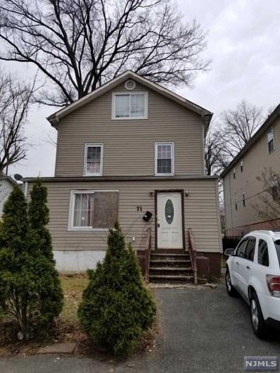 71 CARLTON Street, East Orange, NJ 07017 - MLS#: 1815219