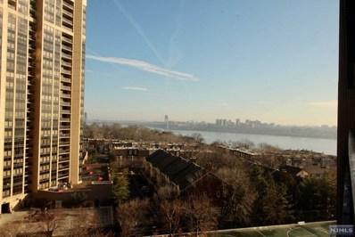 300 WINSTON Drive UNIT 807, Cliffside Park, NJ 07010 - MLS#: 1816519