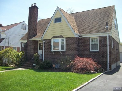 106 VREELAND Avenue, Bergenfield, NJ 07621 - MLS#: 1817258