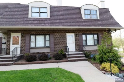 575 GROVE Street UNIT G-6, Clifton, NJ 07013 - MLS#: 1817964