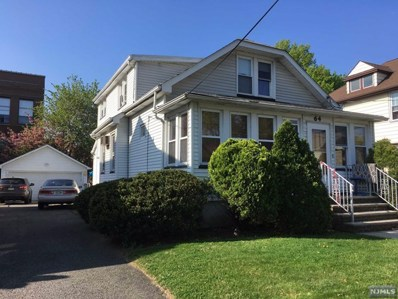 64 ELBERON Avenue, Hawthorne, NJ 07506 - MLS#: 1818492