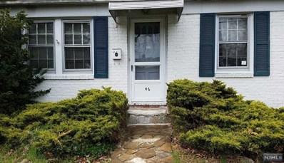 46 SHERWOOD Road, Dumont, NJ 07628 - MLS#: 1818704