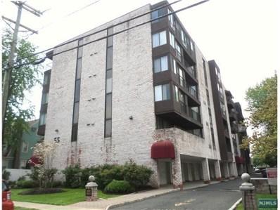 55 CLINTON Place UNIT 28, Hackensack, NJ 07601 - MLS#: 1818890
