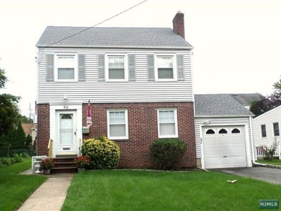 40 MAPES Avenue, Nutley, NJ 07110 - MLS#: 1819308