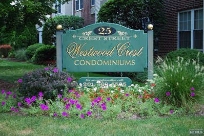 25 CREST Street UNIT 117, Westwood, NJ 07675 - MLS#: 1819741
