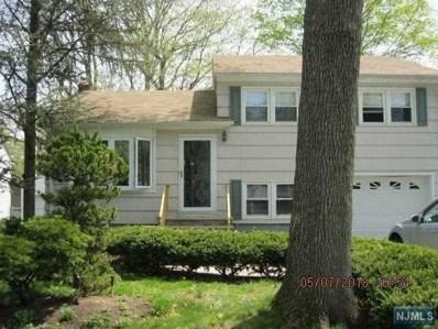 66 CLAREMONT Terrace, Wayne, NJ 07470 - MLS#: 1819754