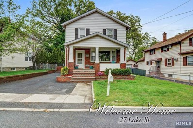 27 LAKE Street, North Haledon, NJ 07508 - MLS#: 1819848