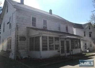 708 RINGWOOD Avenue, Wanaque, NJ 07465 - MLS#: 1821241