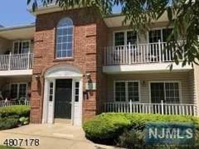 105 ROSELAND Avenue UNIT 1402, Caldwell, NJ 07006 - MLS#: 1821332