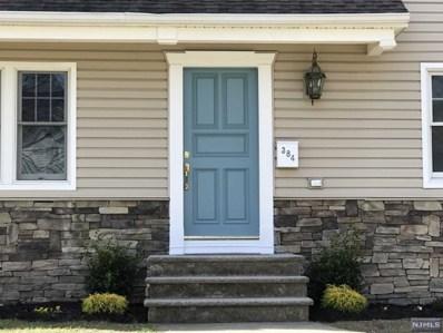 384 CHESTERFIELD Street, Ridgewood, NJ 07450 - MLS#: 1821353