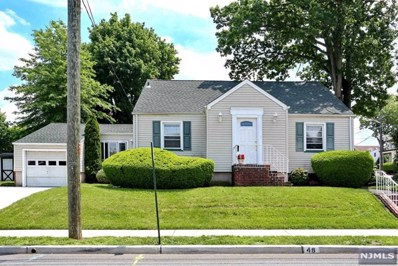 48 4TH Street, Wood Ridge, NJ 07075 - MLS#: 1821529