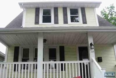 105 CARPENTER Street, Belleville, NJ 07109 - MLS#: 1823157