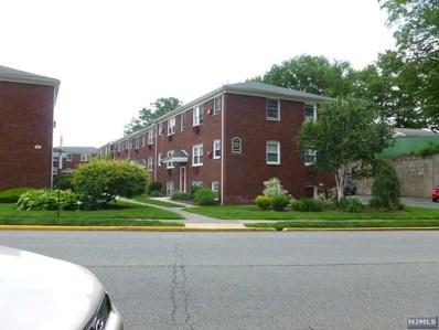 476 JORALEMON Street UNIT C-6, Belleville, NJ 07109 - MLS#: 1823187