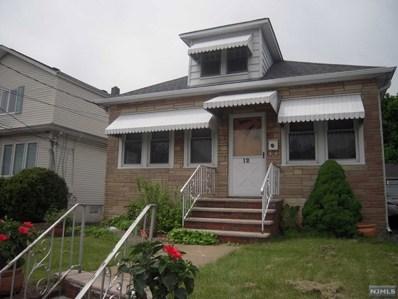 12 3RD Street, Elmwood Park, NJ 07407 - MLS#: 1823442