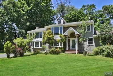 989 PINES Terrace, Franklin Lakes, NJ 07417 - MLS#: 1823810
