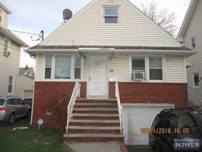 33 PIAGET Avenue, Clifton, NJ 07011 - MLS#: 1824155