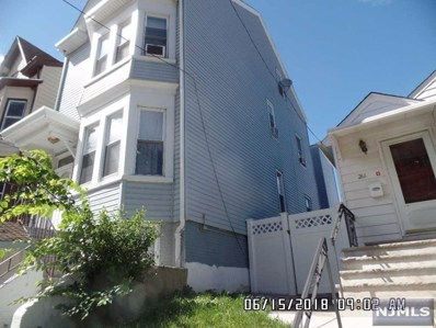 268 ATLANTIC Street, Paterson, NJ 07503 - MLS#: 1825000