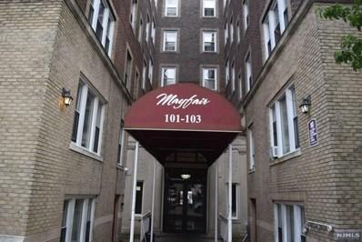 101 73RD Street UNIT 35, North Bergen, NJ 07047 - MLS#: 1825585