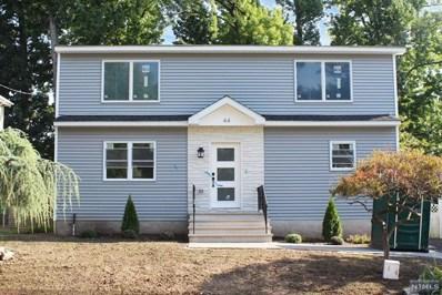 44 GLENWOOD Drive, Bergenfield, NJ 07621 - MLS#: 1825678