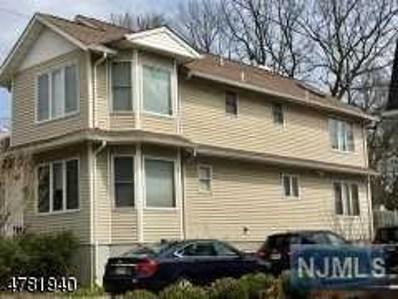 62 PARK Avenue, Caldwell, NJ 07006 - MLS#: 1825794