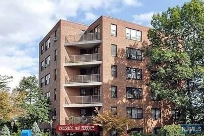 1450 PALISADE Avenue UNIT 4F, Fort Lee, NJ 07024 - MLS#: 1826945