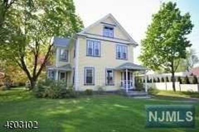 201 MOUNTAIN Avenue, North Caldwell, NJ 07006 - MLS#: 1826959