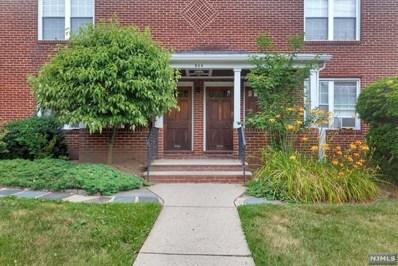 544 BROAD Avenue UNIT 1, Leonia, NJ 07605 - MLS#: 1827943