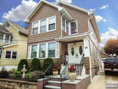 19 OAK Street, Belleville, NJ 07109 - MLS#: 1828912