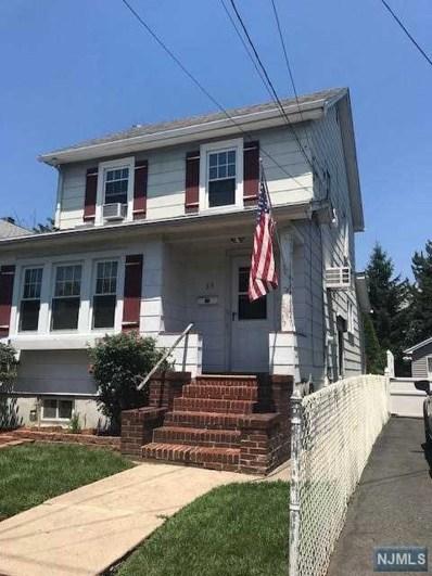 33 MARTIN Street, Bloomfield, NJ 07003 - MLS#: 1828917