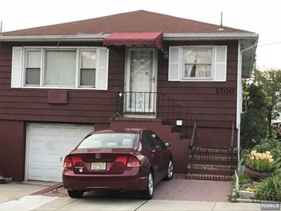 1700 78TH Street, North Bergen, NJ 07047 - MLS#: 1829093
