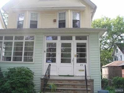 25 ROOSEVELT Avenue, East Orange, NJ 07017 - MLS#: 1829253