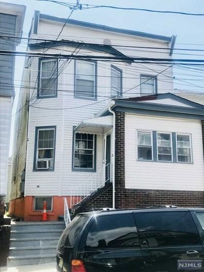 16 TAPPAN Street, Kearny, NJ 07032 - MLS#: 1829267