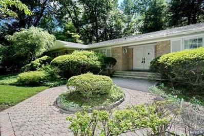 17 HAWTHORNE Terrace, Saddle River, NJ 07458 - MLS#: 1830471