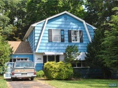 261 VITMAR Place, Park Ridge, NJ 07656 - MLS#: 1830669