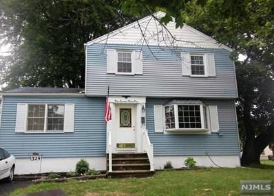 329 PINE Street, Pompton Lakes, NJ 07442 - MLS#: 1831381