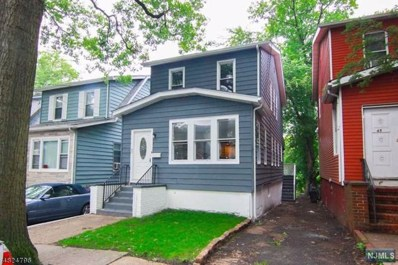 47 RUTGERS Street, Irvington, NJ 07111 - MLS#: 1831477