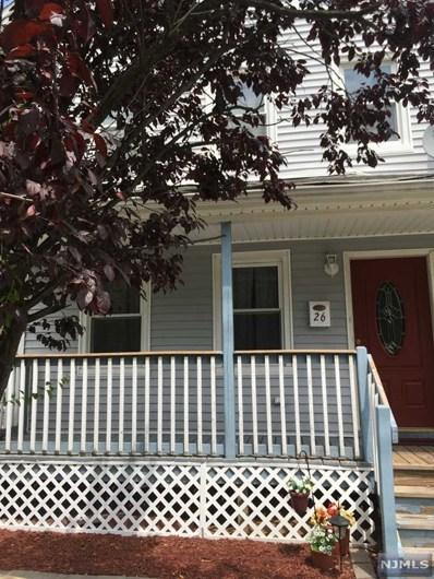 26 WILLIAM Street, Belleville, NJ 07109 - MLS#: 1831746