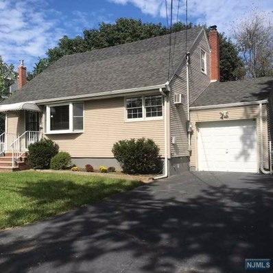 412 FENLON Boulevard, Clifton, NJ 07014 - MLS#: 1831935