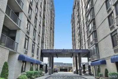 316 PROSPECT Avenue UNIT 12K, Hackensack, NJ 07601 - MLS#: 1832029