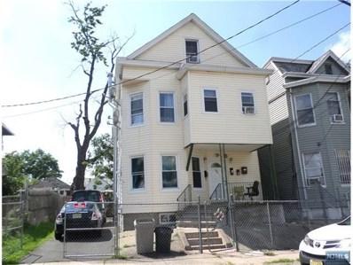 544-546 25TH Street, Paterson, NJ 07514 - MLS#: 1832961