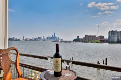 600 HARBOR Boulevard UNIT 808, Weehawken, NJ 07086 - MLS#: 1833104