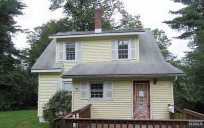 7 DUDAK Road, Rockaway Township, NJ 07866 - MLS#: 1833539