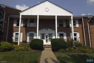 25 RIVER Road UNIT C5, Nutley, NJ 07110 - MLS#: 1834621
