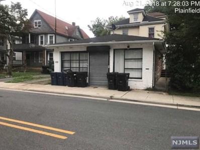 1122-1124 2ND Street, Plainfield, NJ 07062 - MLS#: 1835016