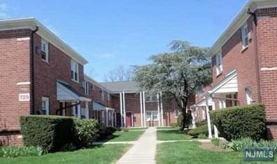 729 BROAD Avenue UNIT 5, Ridgefield, NJ 07657 - MLS#: 1835183