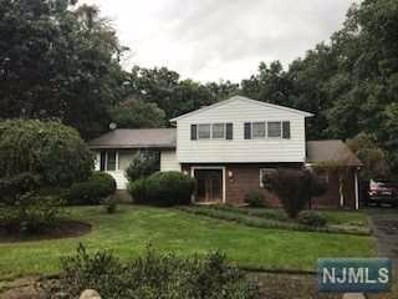 25 IVY Court, North Haledon, NJ 07508 - MLS#: 1835504